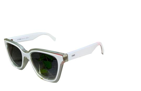 Preload https://img-static.tradesy.com/item/25897467/fendi-white-sunglasses-0-1-540-540.jpg