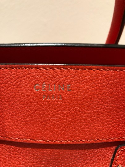 Céline Tote in Red Image 1