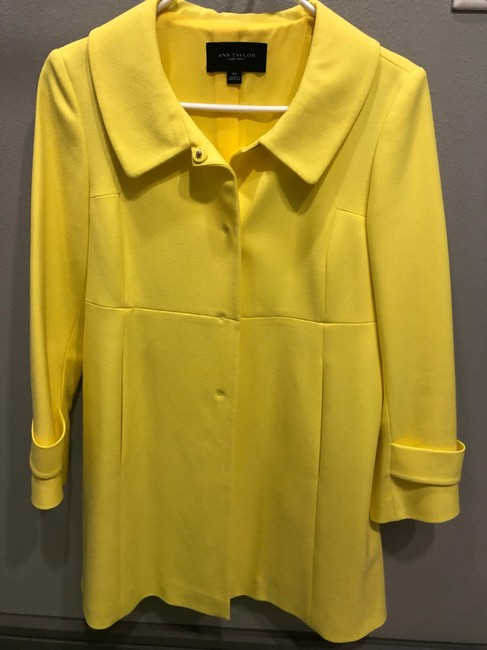 Ann Taylor yellow Jacket Image 2