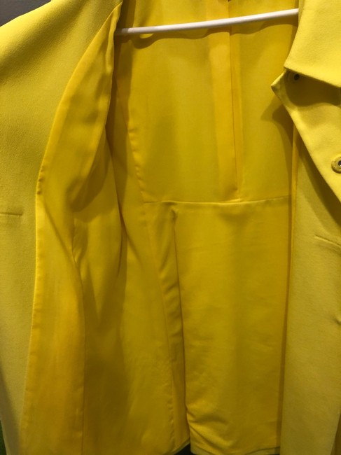 Ann Taylor yellow Jacket Image 3