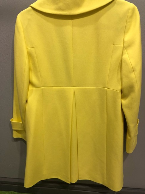 Ann Taylor yellow Jacket Image 4
