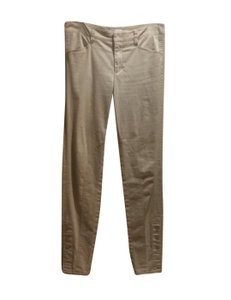 Vince Straight Pants beige