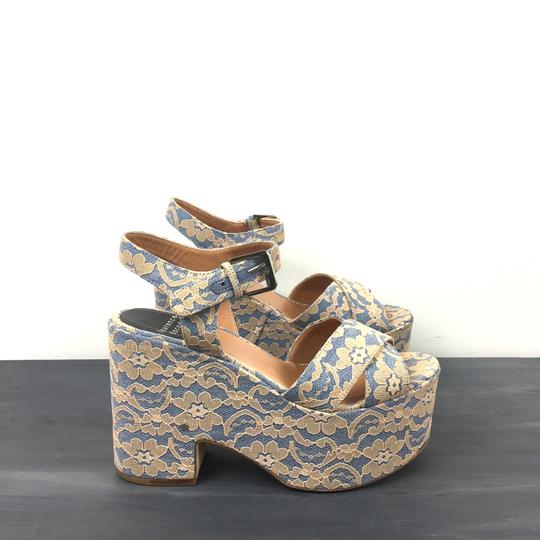 Laurence Dacade Blue Sandals Image 1