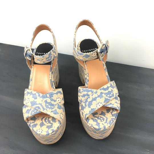 Laurence Dacade Blue Sandals Image 2