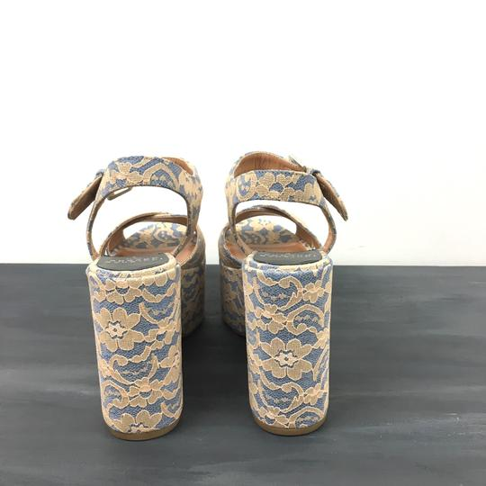 Laurence Dacade Blue Sandals Image 3
