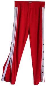 Tommy Hilfiger Baggy Pants Red