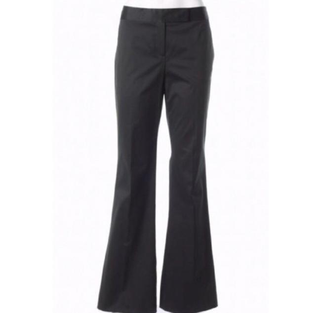 Theory Flare Pants Black Image 6