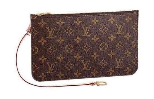 Louis Vuitton Neverfull Luxury Limited Edition European Tote in Monogram Canvas Image 1