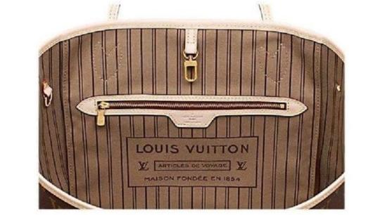 Louis Vuitton Neverfull Luxury Limited Edition European Tote in Monogram Canvas Image 3