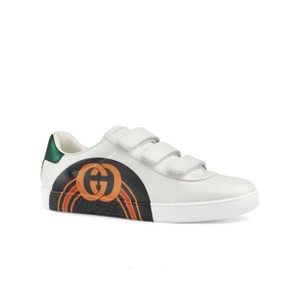 Gucci White/Red Athletic