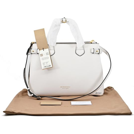 Burberry Satchel in Natural Image 4
