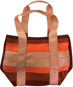 Maggie Bags Tote in Pink, Red & Orange
