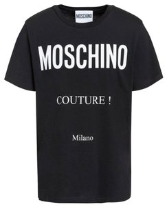 Moschino T Shirt Black