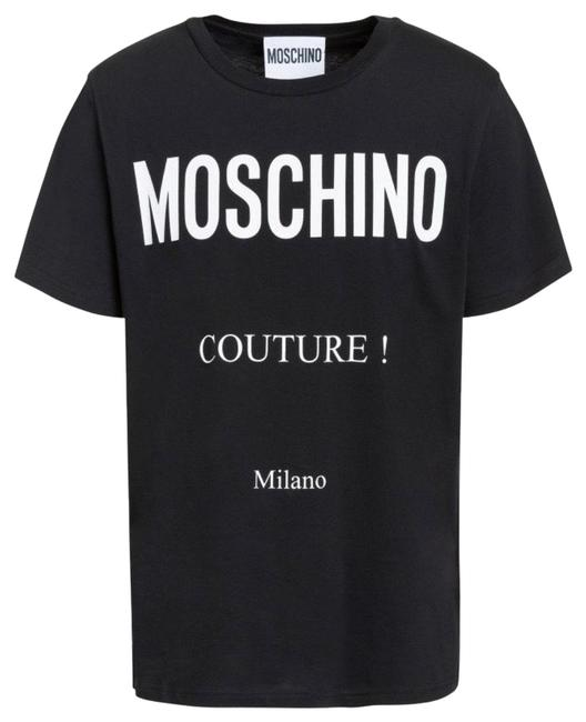Moschino T Shirt Black Image 0