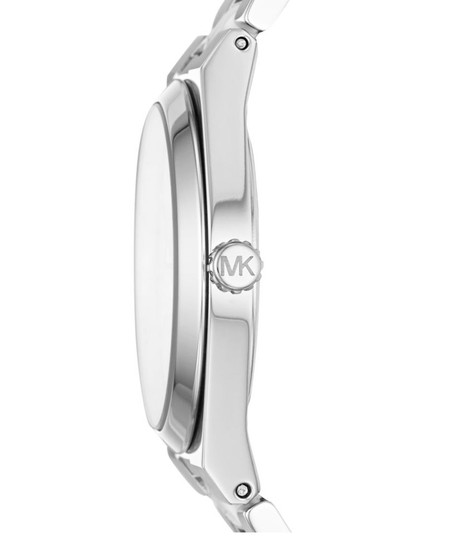 Michael Kors NEW Women's Channing Three-Hand Stainless Steel Watch MK6649 Image 1