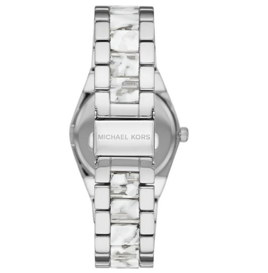 Michael Kors NEW Women's Channing Three-Hand Stainless Steel Watch MK6649 Image 2