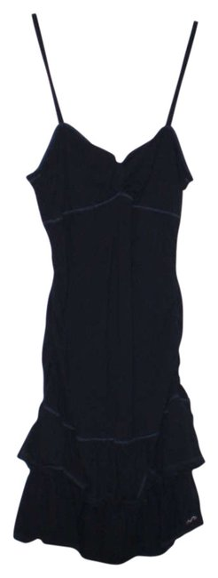 Hollister short dress Navy on Tradesy
