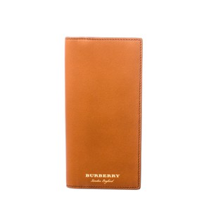 Burberry Brown Leather Cavendish Wallet