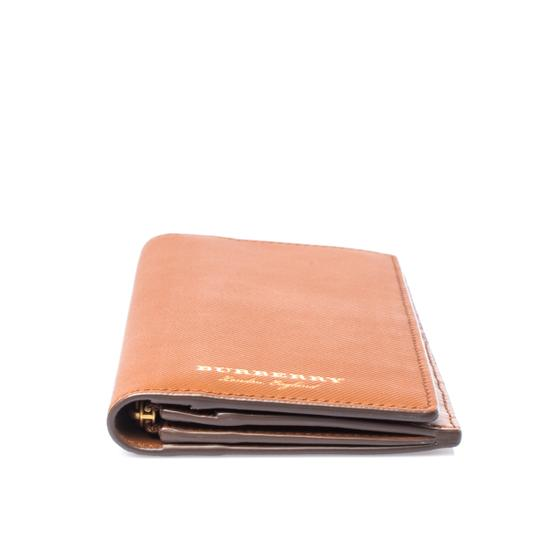 Burberry Brown Leather Cavendish Wallet Image 2
