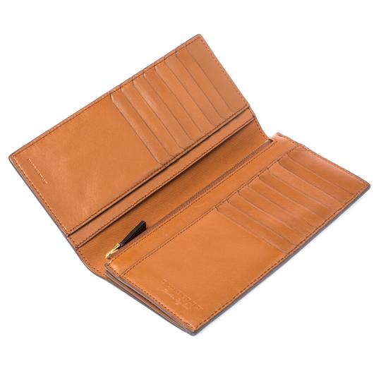 Burberry Brown Leather Cavendish Wallet Image 3