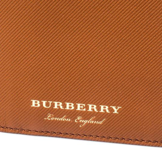 Burberry Brown Leather Cavendish Wallet Image 5