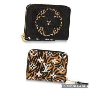 Louis Vuitton Brand New Limited edition Jungle Giant Monogram Zippy Coin M67878
