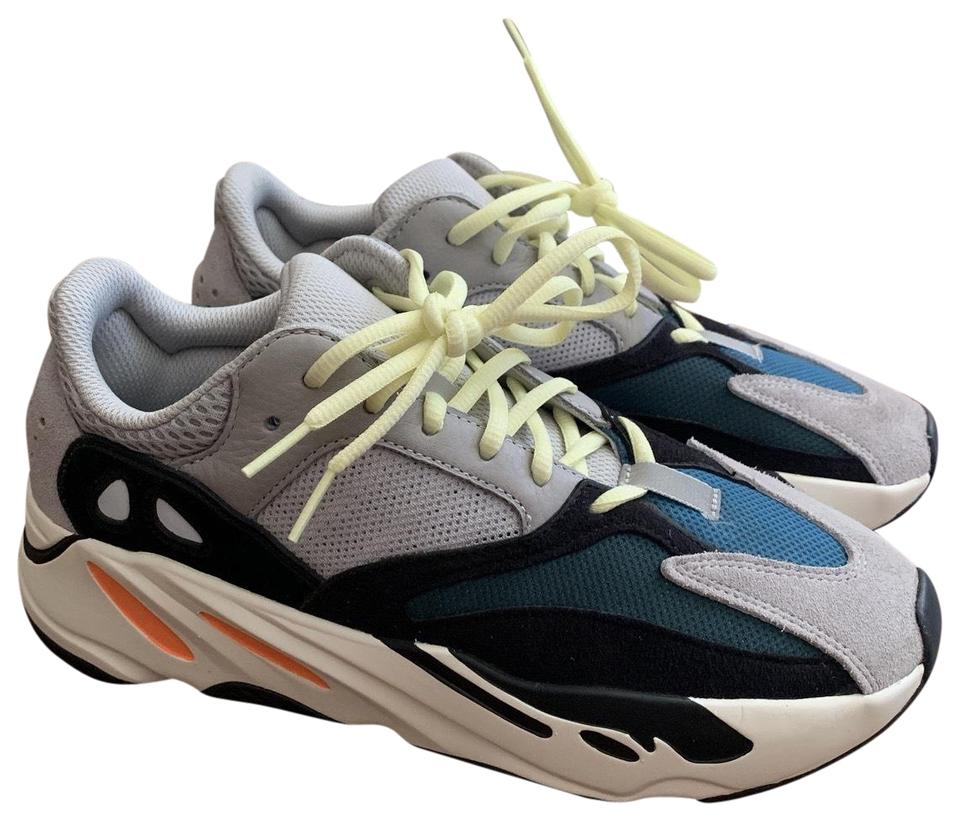"""new style bcdd1 5c0bf adidas X Yeezy Gray Boost 700 """"wave Runner"""" Sneakers Size US 9 Regular (M,  B)"""