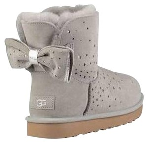 UGG Australia New With Tags New In Box Seal Grey Boots
