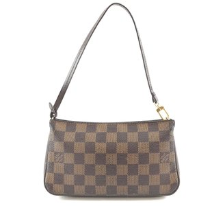 Louis Vuitton Pochette Damier Navona brown Clutch
