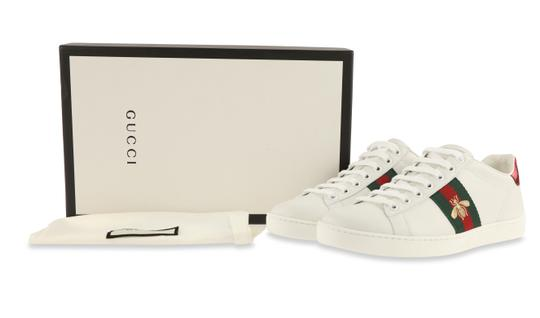 Gucci white Athletic Image 11