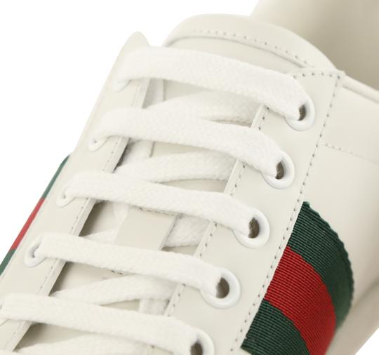 Gucci white Athletic Image 8