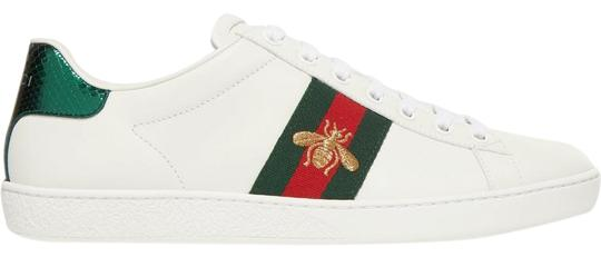 Preload https://img-static.tradesy.com/item/25899563/gucci-white-gucci-s-ace-watersnake-trimmed-embroiled-it37-sneakers-size-eu-37-approx-us-7-regular-m-0-1-540-540.jpg