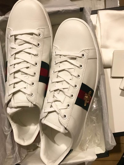 Gucci Ace Ace Sneaker Sneaker white Athletic Image 7
