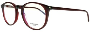 Saint Laurent with Demo Lens Unisex Round Eyeglasses
