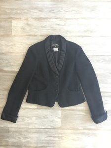 Chanel Black Blazer