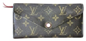 Louis Vuitton Rare Louis Vuitton Josephine Monogram Wallet