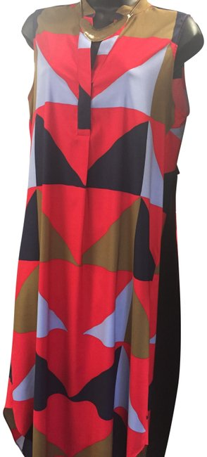 Item - Multicolor Long Casual Maxi Dress Size 6 (S)