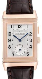 Jaeger-LeCoultre Jaeger-LeCoultre Reverso Duo Second Time Zone Rose Gold Mens Watch 272