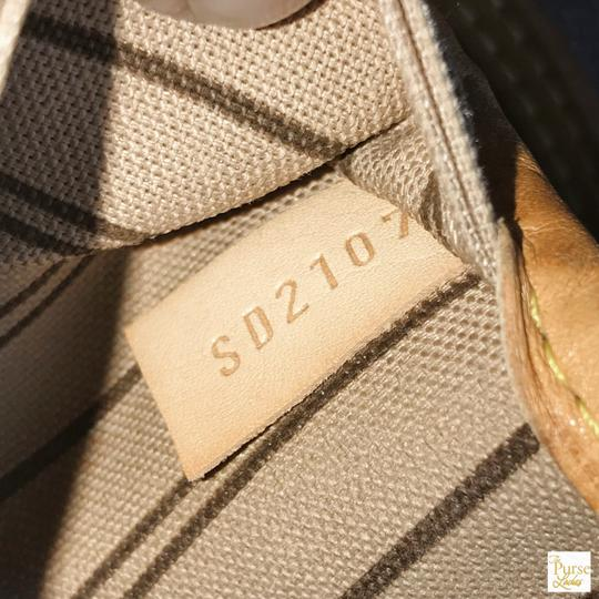 Louis Vuitton Monogram Canvas Neverfull Gm Tote in Brown Image 10