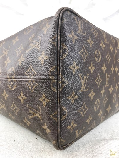 Louis Vuitton Monogram Canvas Neverfull Gm Tote in Brown Image 5