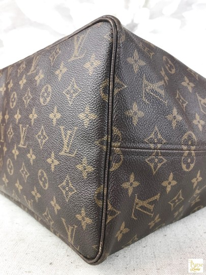 Louis Vuitton Monogram Canvas Neverfull Gm Tote in Brown Image 6