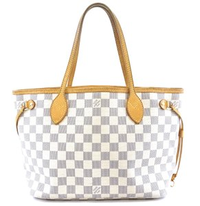 Louis Vuitton Monogram Neverfull Tote Pm Shoulder Bag