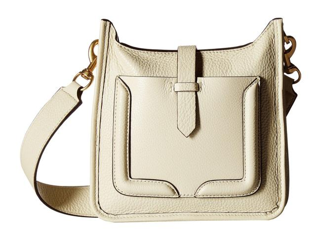 Item - Mini Unlined Feed Alabaster Leather Shoulder Bag