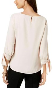 Nine West Polyester Top Pink