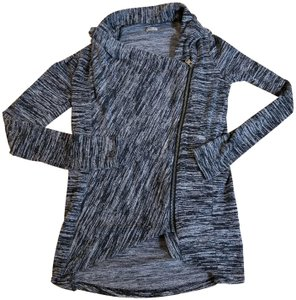 Hollister Casual Breathable Durable Chic High Street Black/Gray Jacket