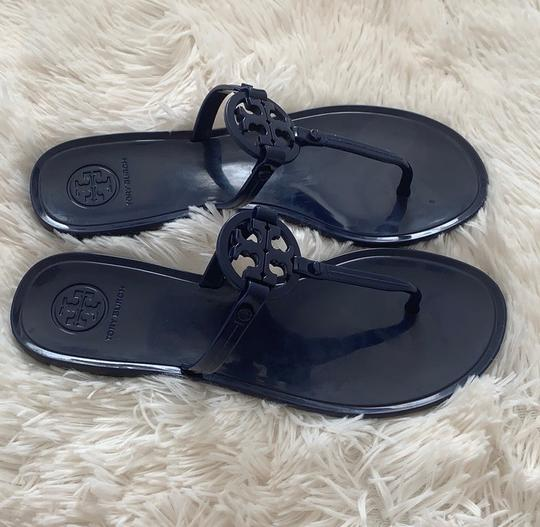 Tory Burch bright indigo Sandals Image 4