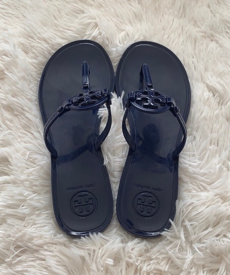 Tory Burch bright indigo Sandals Image 5