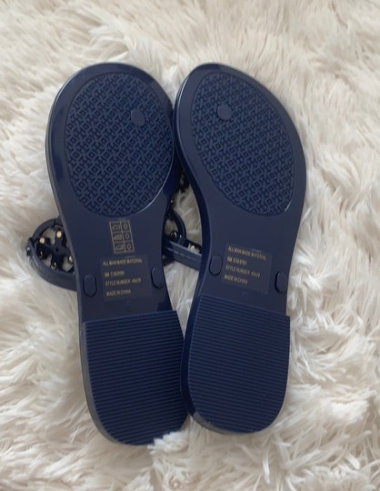 Tory Burch bright indigo Sandals Image 6