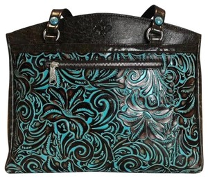 Patricia Nash Designs Tote in TURQUOISE