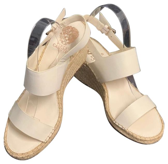 Item - Sandals Vanilla Soft Silky Wedges Size US 10 Regular (M, B)